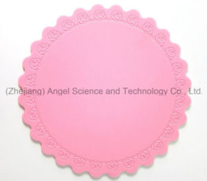 Medium Size Silicone Pad, Silicone Coaster for Cup Sm36 pictures & photos
