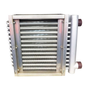 DC Series Copper-Nickel Tube with Aluminum Fins Heater pictures & photos
