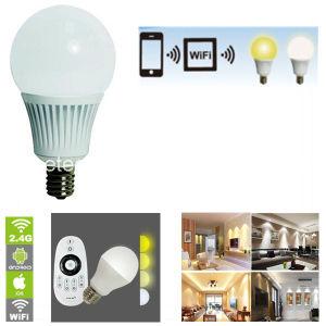 5W Ww/Cw WiFi Remote Control E27 E14 Optional LED Bulb Light