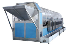 Industrial Laundry Tunnel Washing System/Tunnel Washer pictures & photos