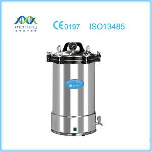 Portable Pressure Steam Sterilizer Autoclave (YX-18LD/24LD) pictures & photos