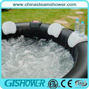 Freestanding 2 Person Indoor SPA Bathtub (pH050017) pictures & photos