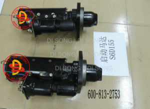 Start Motor for Komatsu Engine Part (6D155) pictures & photos
