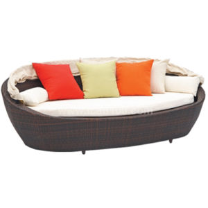 Commercial Outdoor Rattan Chaise Sun Beach Lounge Chair (SL-07011) pictures & photos