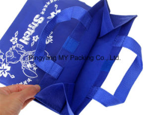 Custom Print Advertising PP Non Woven Promotional Bag pictures & photos