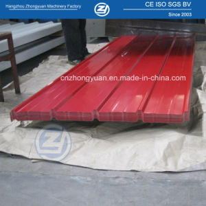 Cold Roll Formed Roof Steel Sheet pictures & photos