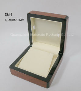Custom Wood Lacquer Jewelry Packaging Set Box pictures & photos