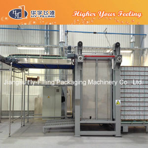 Hy-Filling Aluminium Can Depalletizer for Canning Line pictures & photos