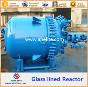 Double Seal Glass Lined Reactor (1000L with jacket) pictures & photos
