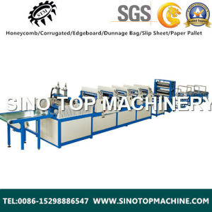 China Manufacture Paper Sheeting Machine with CE pictures & photos