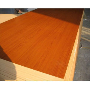 Medium Density Fiber Board MDF Sheet for Furniture and Cabinet pictures & photos