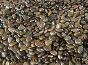 High Quality Red Stone Pebble pictures & photos