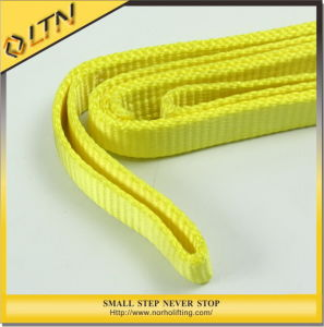 Double Ply Flat Webbing Slings with 100% Polyester pictures & photos