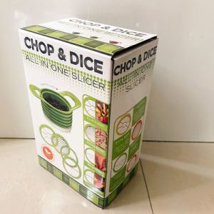 Chop Dice Slicer All in One Slicer 6559 pictures & photos