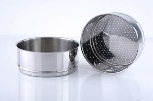 18/10 Stainless Steel Universal Steamer pictures & photos