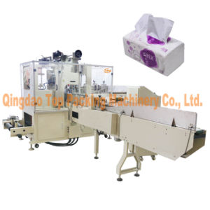 Hand Towel Handkerchief Tissue Packaging Machine pictures & photos