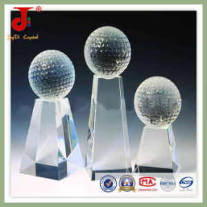 Sport Ball Crystal Trophy (JD-CA-304) pictures & photos