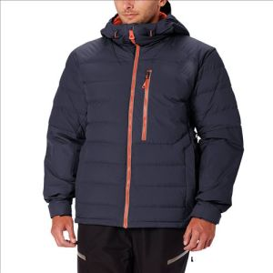 2015 Mens Nylon Zipper Outdoor Causal Padded Winter Jacket pictures & photos