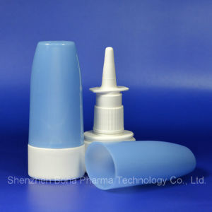 Nasal Spray Bottle with Screw on neck finish pictures & photos