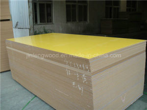 First Class Solid Color 4*8 Melamine MDF pictures & photos