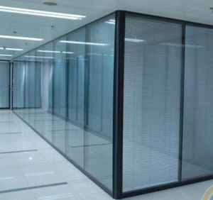 Clear Flat Toughened Glass for Door