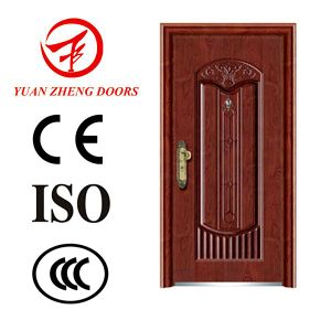 Yzs-93 High Quality Steel Security Door pictures & photos