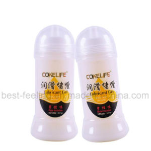Clear Plastic Tube Packaging for Personal Lubricant pictures & photos