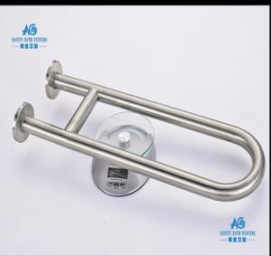 Fixed Toilet U-Shaped Grab Bar Without Wall Plate for The Disabled pictures & photos