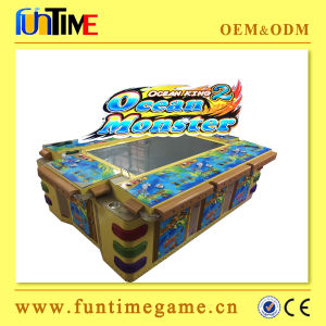 Coin Operated Shoot Fish Game Machine for Sale pictures & photos