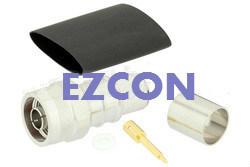 N Male Connector Crimp/Solder Attachment pictures & photos