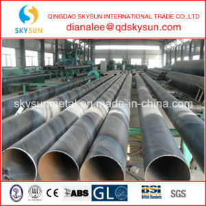 Saw SSAW Sawh Dsaw LSAW API 5L Saw Spiral Welded Steel Pipe