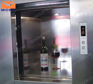 Electric Cheap Dumbwaiter Elevator for Restaurant Kitchen Food Lift Manufacturer pictures & photos