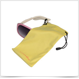 Promotional Ultra Fine Fiber Sunglasses Bag and Phone Pouch pictures & photos