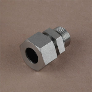 Bsp Thread 60 Cone Seali or Bonded Seal Hose Adapter pictures & photos