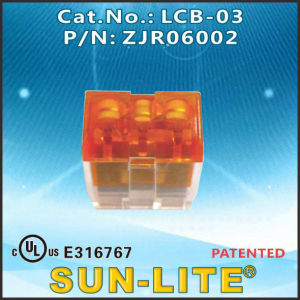 Wire Connectors, Lcb, (Quick-wire terminals) ; Lcb-02 pictures & photos