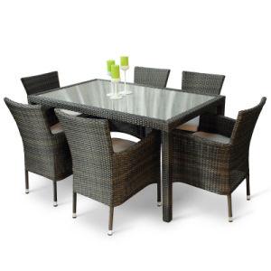 Rattan Chair Wicker Garden Outdoor Furniture Dining Set