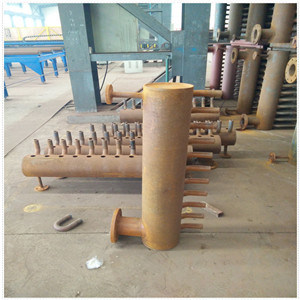 Hteg Spare Parts Boiler Header with Good Price pictures & photos
