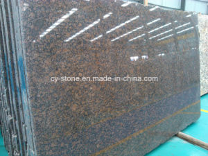 Natural Stone Baltic Brown Granite Slab for Tiles and Countertops pictures & photos