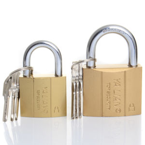 Polished Brass Padlock, High Quality Brass Padlock, Security Padlock