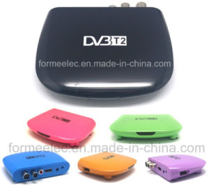 TV Set Top Box DVB T2 DVB-T HD FTA pictures & photos