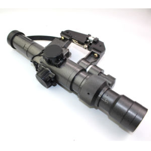 Military Standard Riflescope with Svd 3-9X24 Red Illuminated Reticle Rifle Scope pictures & photos