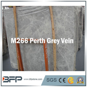 Elegant Perth Grey Vein Marble for Villa/Hotel/Shopping Mall pictures & photos