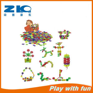 Competitive Price Plastic Kids Building Block pictures & photos