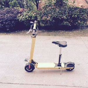 350W Motor Aluminum Folable Electric Scooter Jy-Es28 pictures & photos