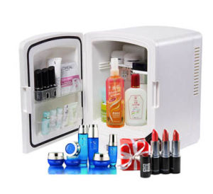 Electronic Cosmetic Cooler 5 Liter AC100-240V for Cosmetic Storage Application pictures & photos