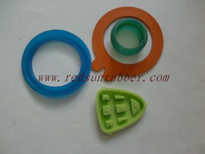 Colored Silicone Products pictures & photos
