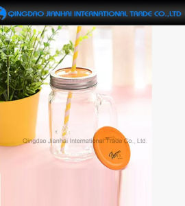 Colored Mason Jar Fitting Metal Unlined Screw Cap pictures & photos