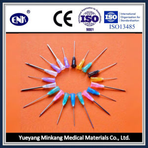 Medical Disposable Injection Needle (24G) , with Ce&ISO Approved pictures & photos