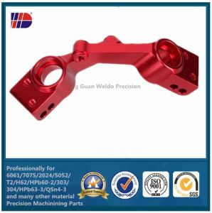 Custom Metal Fabrication Services High Accuracy CNC Aluminum Metal Prototype pictures & photos