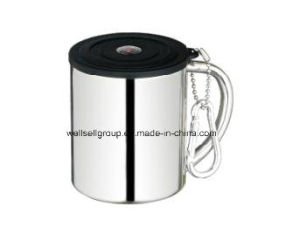 Stainless Steel Mug with Key Ring (CPBZ-4053) pictures & photos